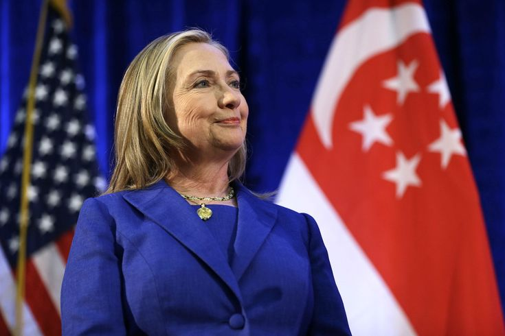 Hillary Clinton in a speech on Thursday called for universal, automatic voter registration, saying every citizen in the country should be automatically registered to vote when they turn 18, unless they opt-out. And she did it, of all places, in the neon-red state of Texas.