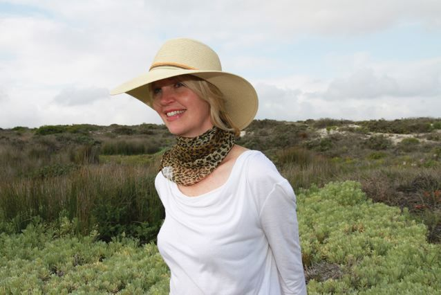Our Daisy hat is perfect for #hikes