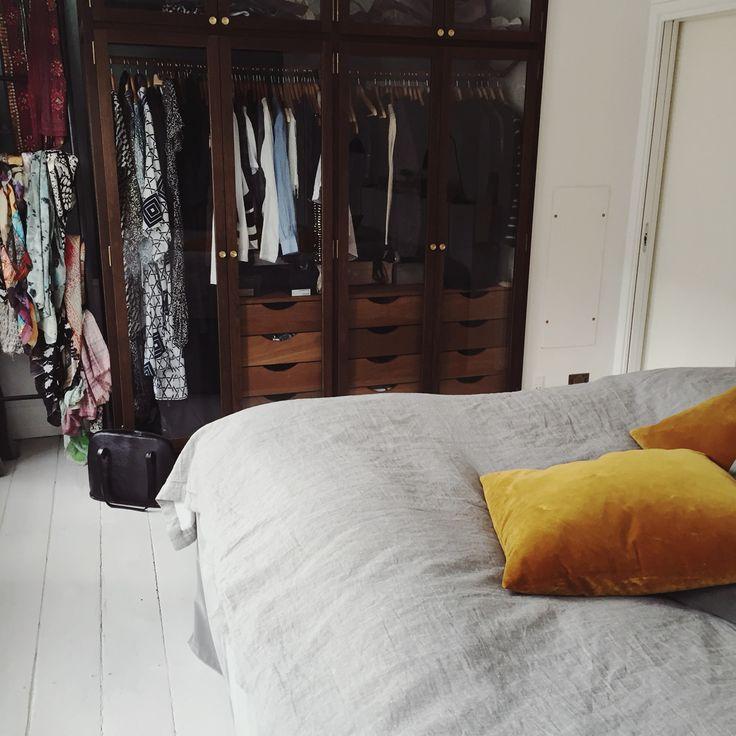 Bedroom room bed House