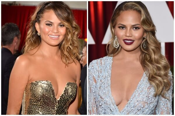 Chrissy Teigen age, height, weight, biography, net worth & body measurements