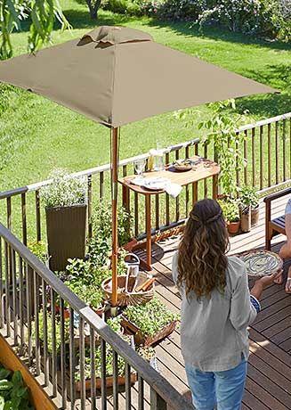 Zuhause im Freien: Gartenmöbel & Gartengestaltung - bei Tchibo