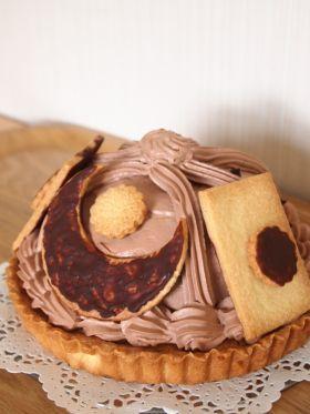 「兜ケーキ」jacketpotato   お菓子・パンのレシピや作り方【corecle*コレクル】