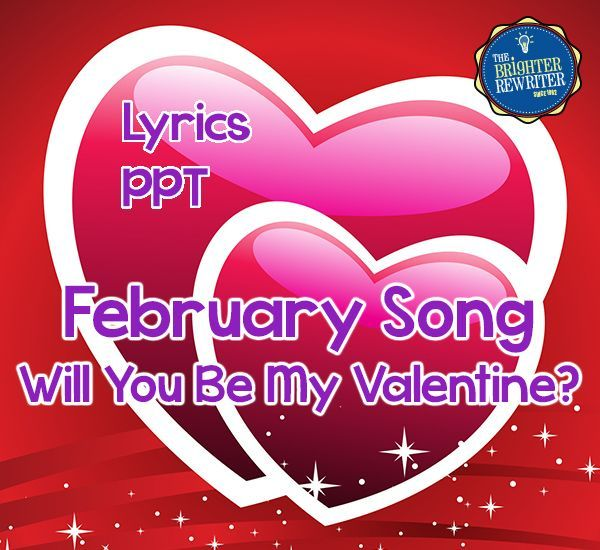 "Will You Be My Valentine is a February song with a chorus sung to the tune of ""Mary Had a Little Lamb"" and featuring kid-friendly Valentine's Day jokes. It comes with lyrics and a fun, colorful PPT (no recording). Fun for a February program, brain break, or Valentine's Day party!"