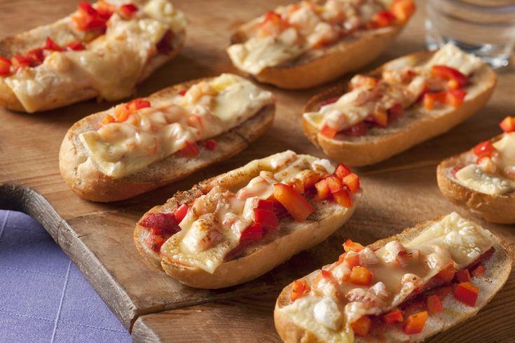 Homemade minipizza's met cervelaat | Vleeschwaar recept