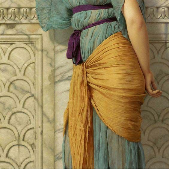Memories | John William Godward
