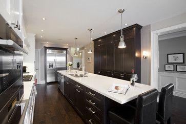 Traditional minimalism - traditional - kitchen - toronto - BiglarKinyan Design Planning Inc.