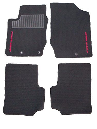 Genuine Kia Accessories P81401M510WK Black Carpet Floor Mat for Select Koup Models *** For more information, visit image link.