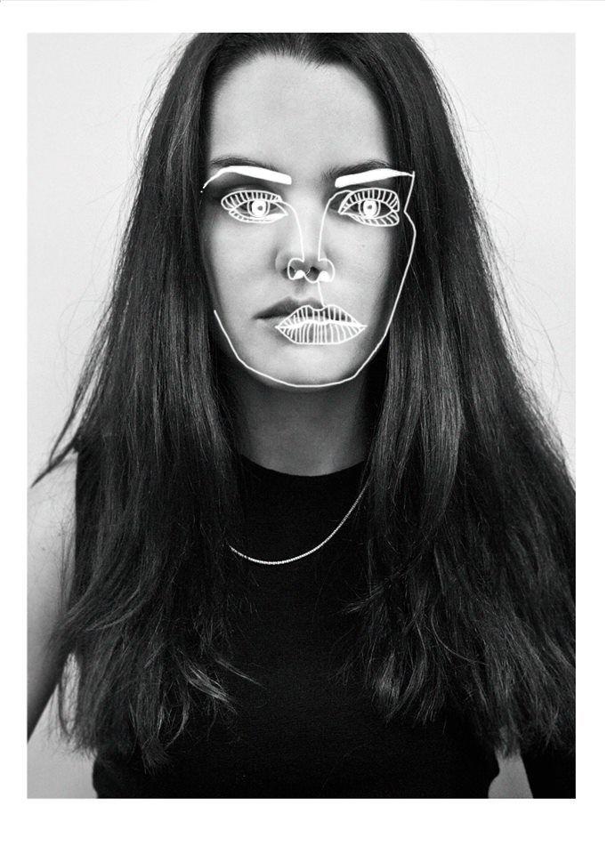 self-portrait (disclosure)