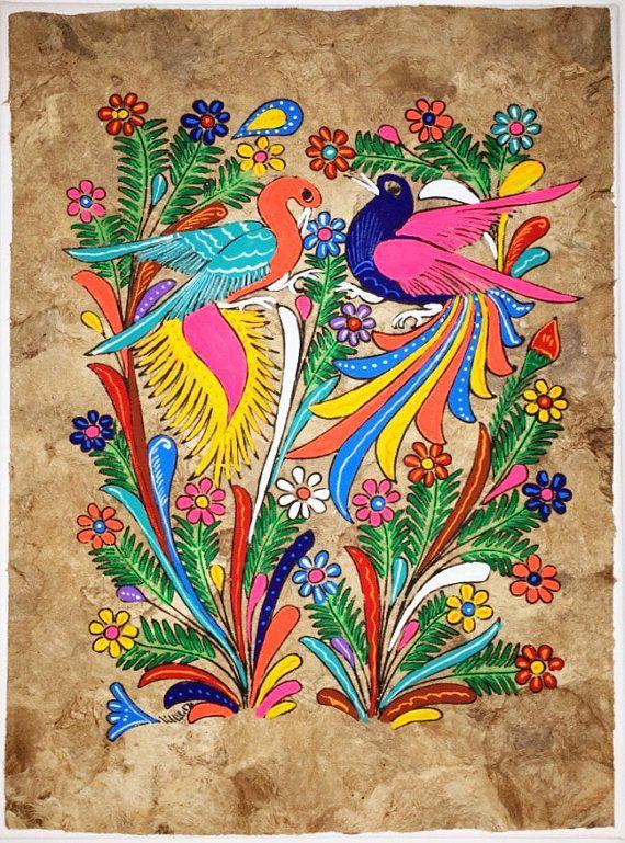17 best images about mexican folk art on pinterest for Folk art craft paint