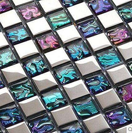 Pi di 25 fantastiche idee su piastrelle da parete su for Specchio ikea nido d ape