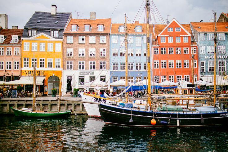 Copenhagen photo diary - Kris Atomic, one of my favourite illustrators & photographers