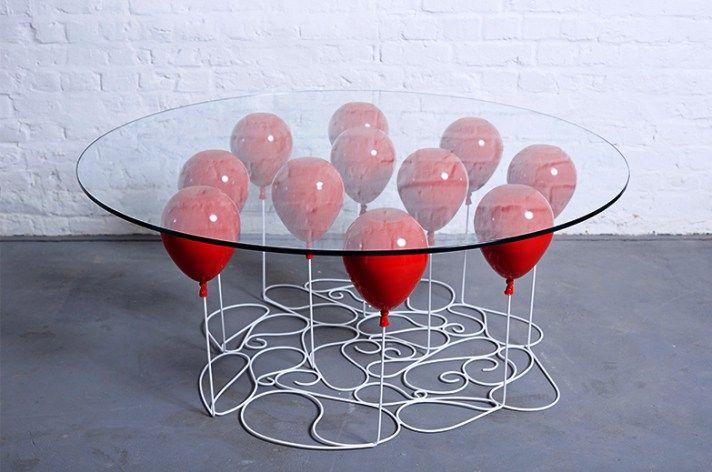 LIVING - Tavolo UP Balloon | Duffy London