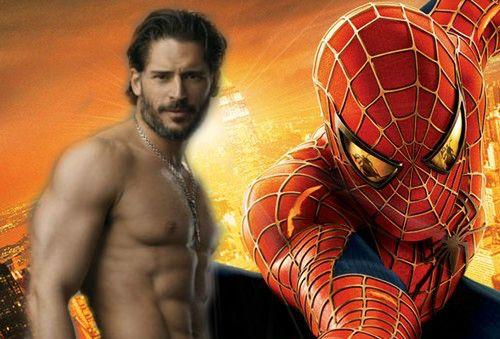Joe Manganiello Was in Spiderman