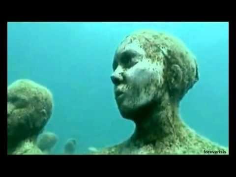 The Silent Evolution by Jason deCaires Taylor, GERHARD ECKLE plays SCHUBERT