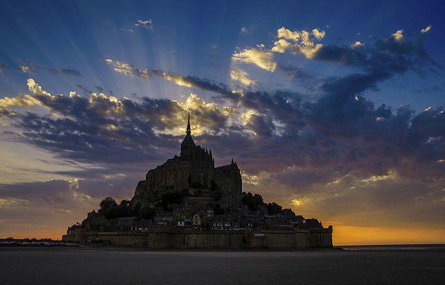 Mont-saint-michel © Lari Huttunen - Flickr Creative Commons