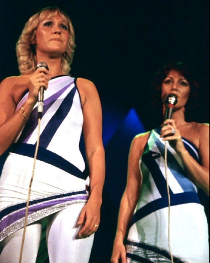 Anna and Frida in Milwaukee 1979