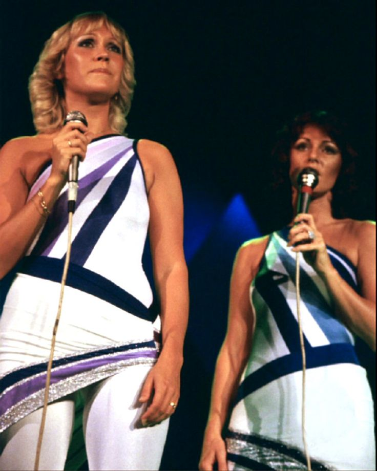 abba eurovision fancy dress