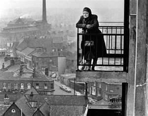 Ena Sharples from 'Coronation Street' (played by Violet Carson)