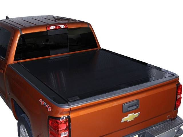 Bizon Retractable Tonneau Cover