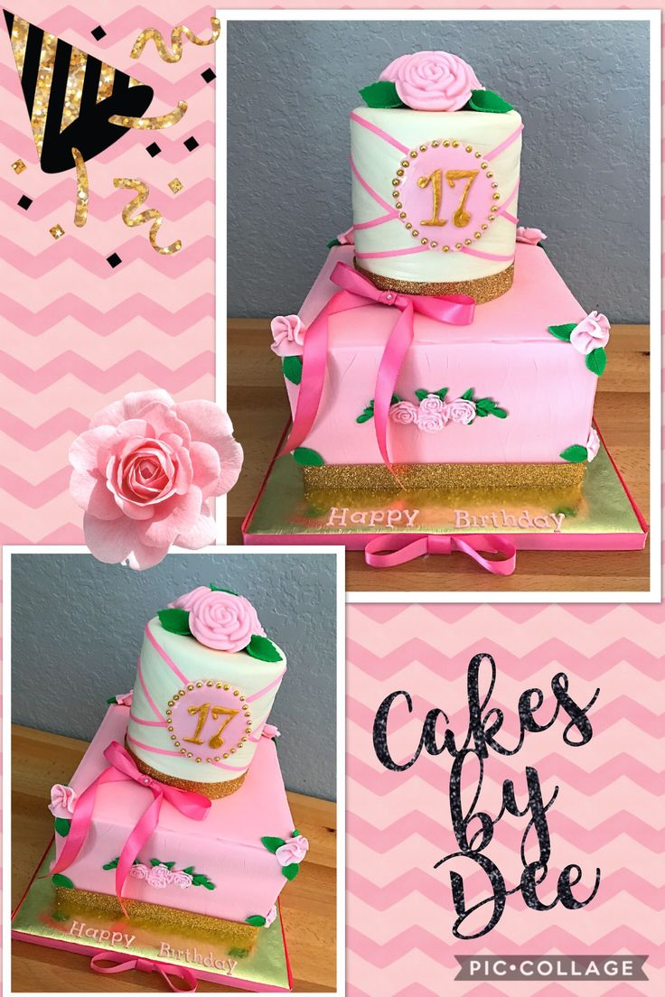 25 Best Ideas About 17 Birthday Cake On Pinterest 17th
