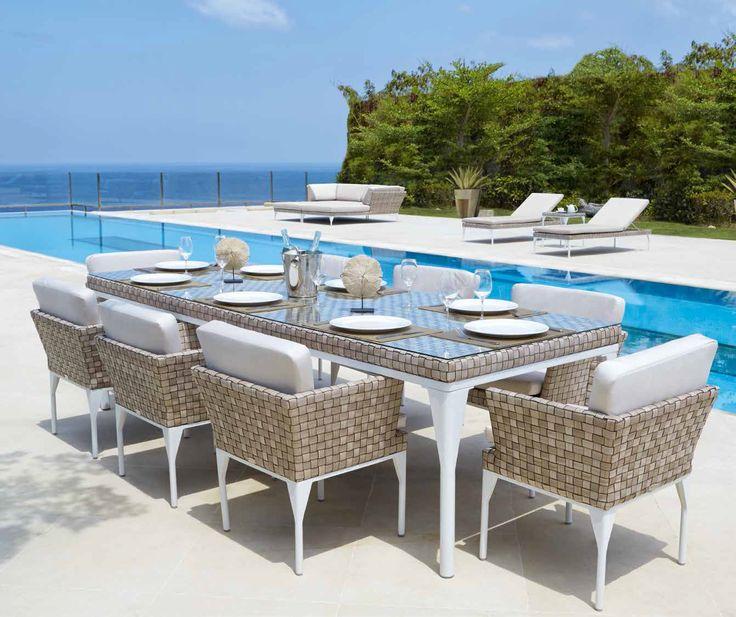 16 mejores imágenes de Terraza y jardín - Patio furniture en ...