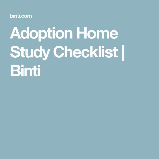 Adoption Home Study. Homestudy Papers. | Adoption.com
