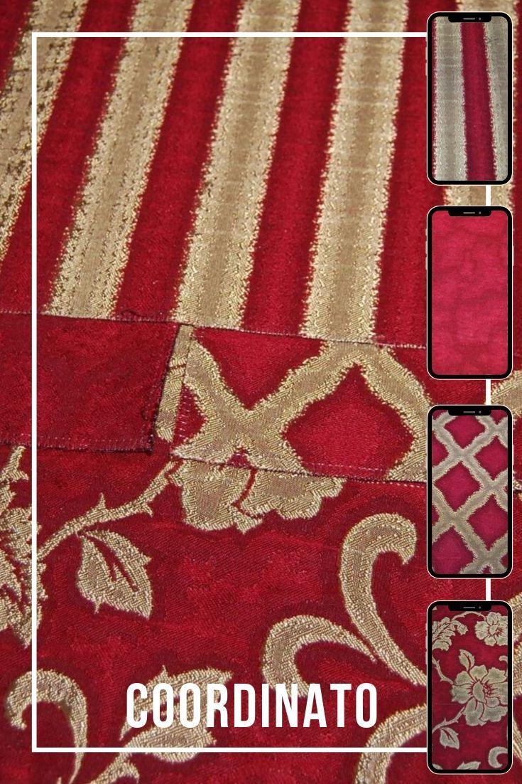 Tessuti Arredamento Per Divani tessuto in 4 disegni coordinabile per divani, poltrone e