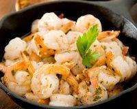 Sauté de crevettes au lait de coco et au citron vert (facile, rapide) - Une recette CuisineAZ