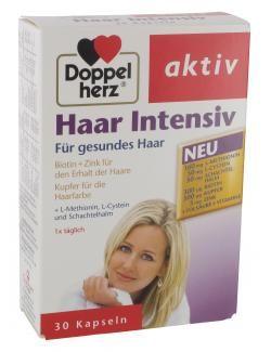 myTime Angebote Doppelherz aktiv Haar Intensiv Kapseln: Category: Drogerie > Gesundheitsartikel > Haut, Haare & Nägel >…%#lebensmittel%