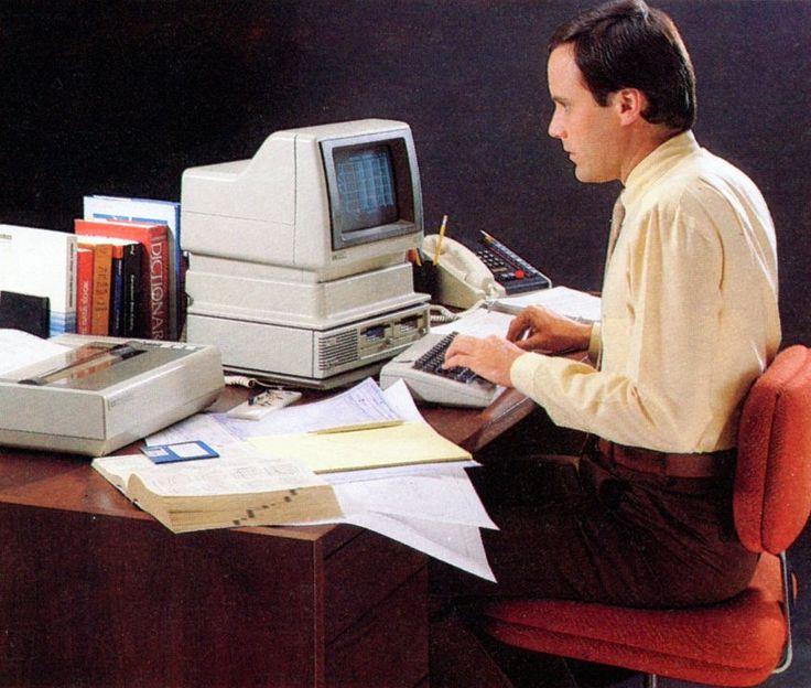 HP 9816 Motorola 68000 16-bit computer