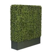 Artificial Boxwood Hedge - 1m Long Section