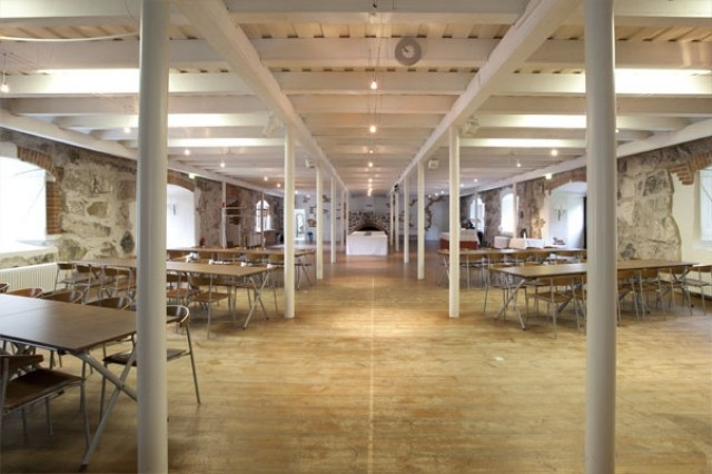 Renovated stable, perfect for a wedding <3
