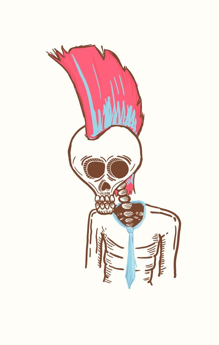 36 best images about Skulls & Skeletons on Pinterest ...