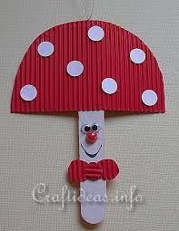 mushroom craft - Google keresés