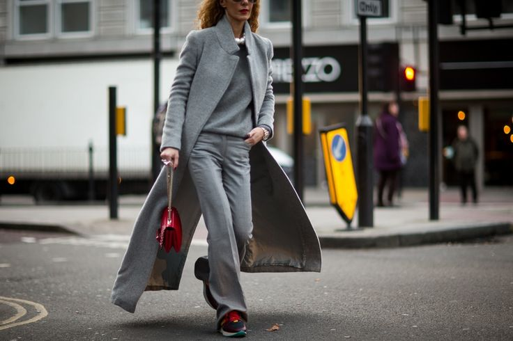 Streetstyle fra LFW 2015