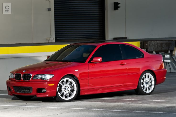 Photo shoot -- Imola Red E46 330 ZHP - Bimmerfest - BMW Forums