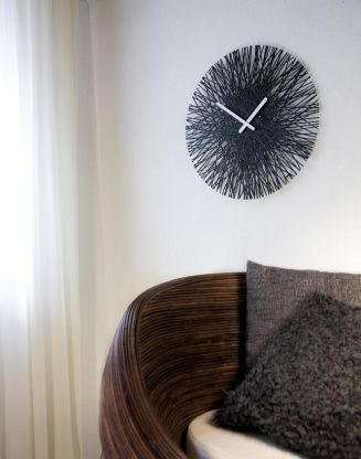 SILK, Wall Clock - Koziol