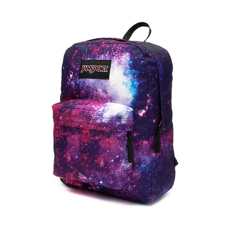 Galaxy Print Jansport Backpack | Backpack God