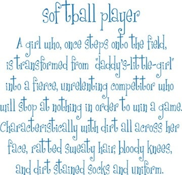 softball player :: Softball Life, Softball Mom, Daddy Little Girls, Softball Players, Softball Quotes, Softball Baseball, Baby Girl, Softball 3, Softball Girls