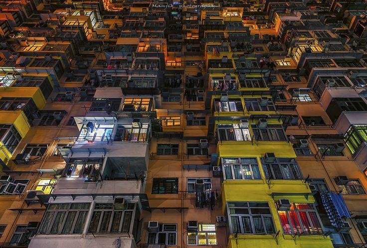 Housing - Hong Kong facade  Feel free to follow me on : <a…