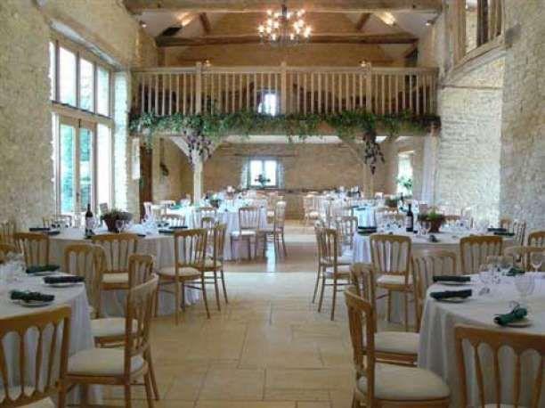 The Kingscote Barn Wedding Venue Gloucestershire