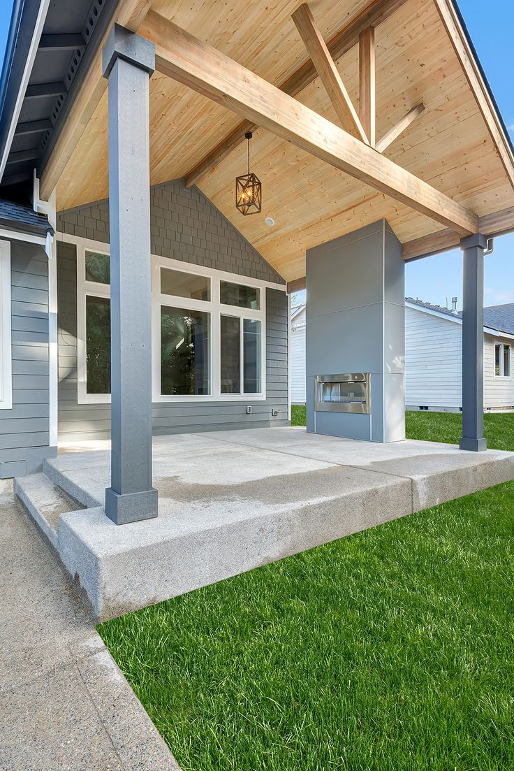 Best 25 Exterior Concrete Paint Ideas On Pinterest Brick Exterior Makeover Exterior Home
