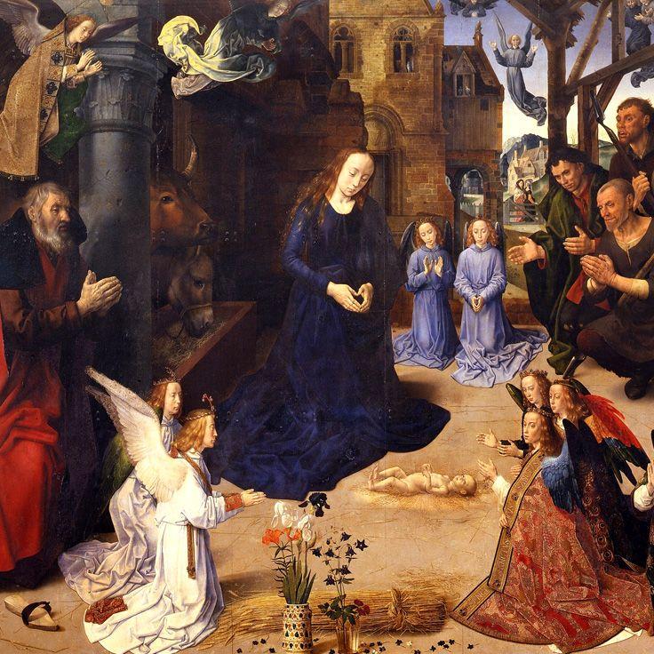 Hugo van der Goes – Portinari Altarpiece (c. 1475)