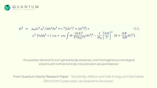dark matter research paper