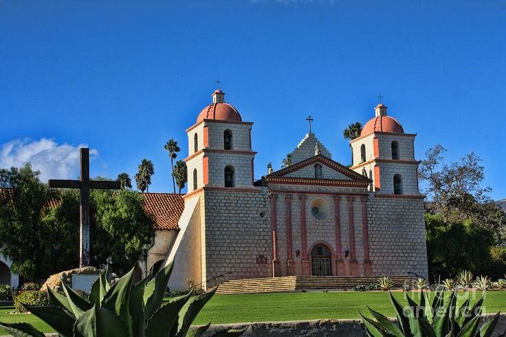 21 best images about california missions on pinterest - Carpinteria santa clara ...