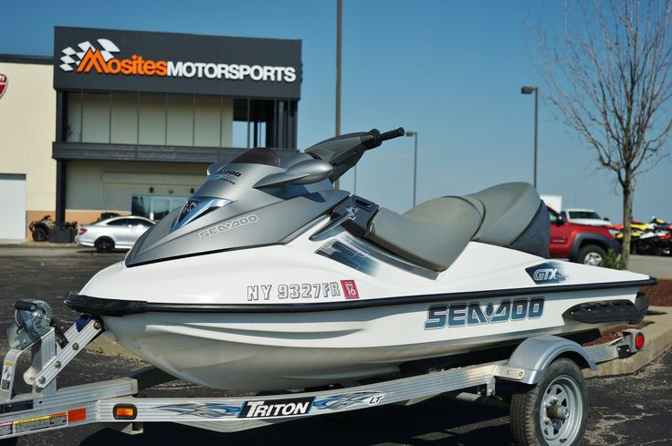 2006 Sea-Doo GTX 4-Tec for sale in North Versailles, PA | Mosites Motorsports BRIAN HENNING 724-882-8378 Mosites Motorsports Sales Professional  Come see me at the dealership and I will give you a $1 scratch off PA lottery ticket just for coming in to see me. (While Supplies Lasts)