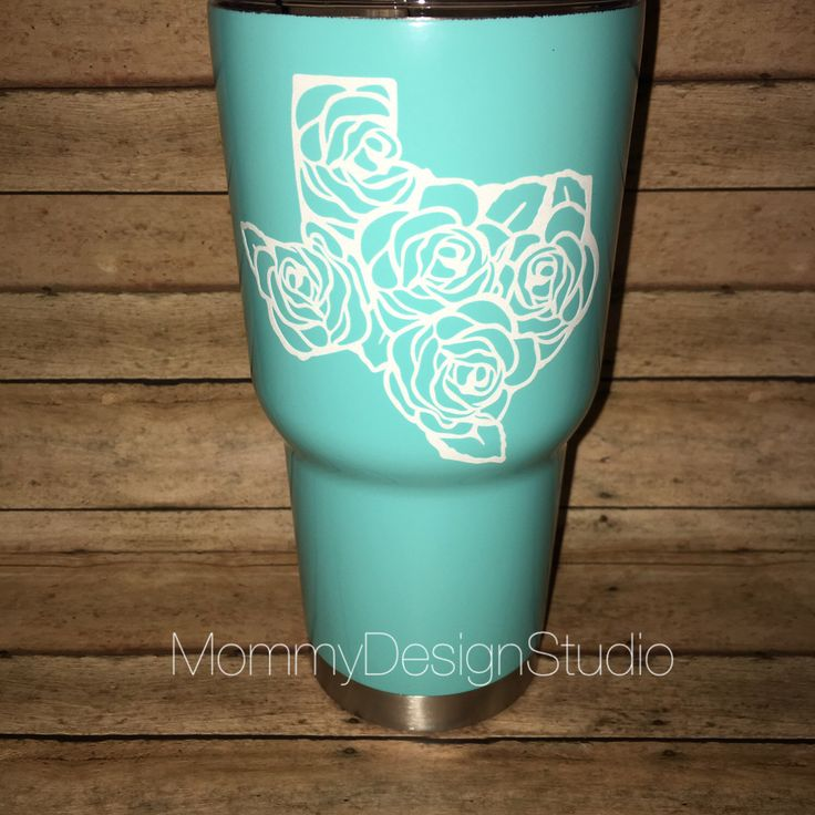 Remove Sticker From Windshield >> Texas Decal - Rose - Lilly Vinly - Floral TX Decal - BOHO decal - Tumbler Laptop Decal ...