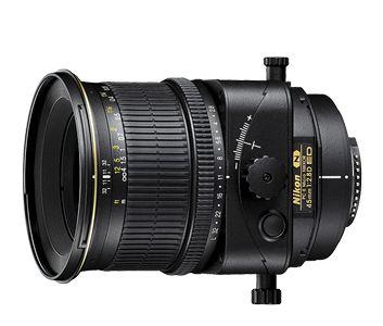 45mm tilt shift lens