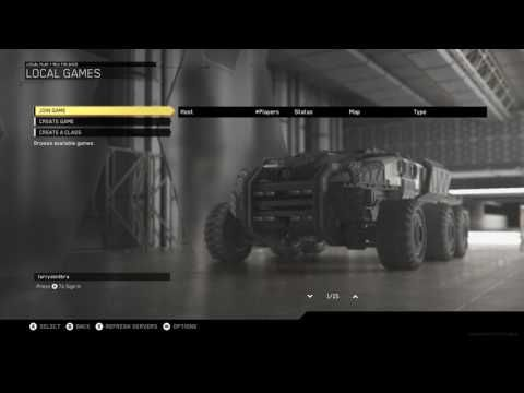 How to split-screen in Call of Duty: Infinite Warfare (Offline mode) - http://freetoplaymmorpgs.com/call-of-duty-infinite-warfare/how-to-split-screen-in-call-of-duty-infinite-warfare-offline-mode