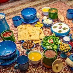 Abgusht, a slow-cooked comfort food with a different and customized way of eating  #RediscoverIran #IranianCuisine #dizi #abgusht #food ##iran